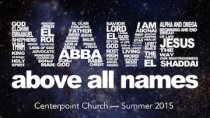 name above all names graphic
